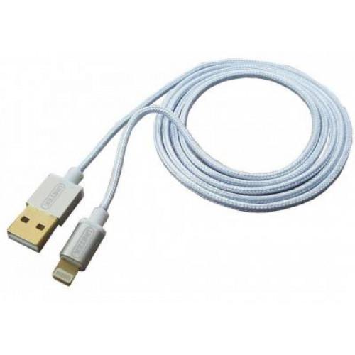 Cáp USB 2.0 -> Iphone 5 Unitek (Y-C 472GY)