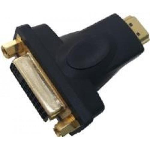 Đầu Đổi HDMI (K) -> DVI 24 + 5 (L) Unitek (Y-A 006)