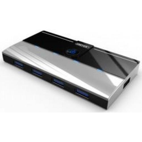 Hub USB 3.0 4 Ports Unitek (Y - 3178)