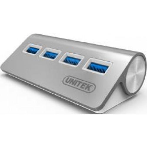 Hub USB 3.0 4 Ports Unitek (Y - 3186)