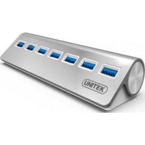 Hub USB 3.0 7 Ports Unitek (Y - 3187)