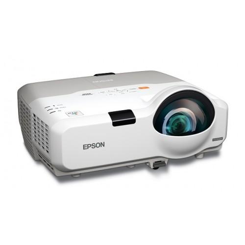 Máy chiếu short throw Epson EB-485W