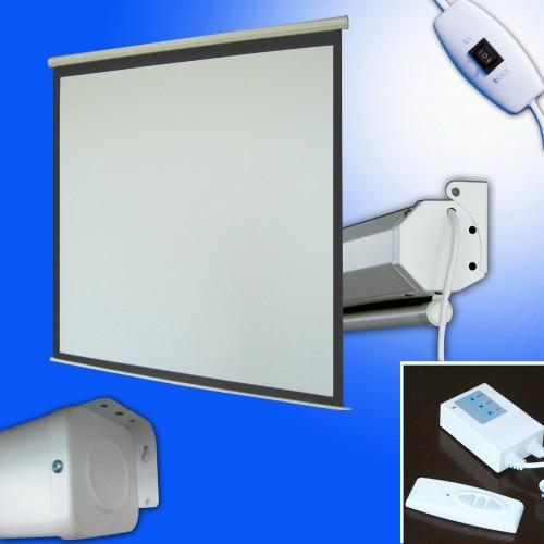 Màn chiếu điện Dalite 100 inch tỷ lệ 4:3